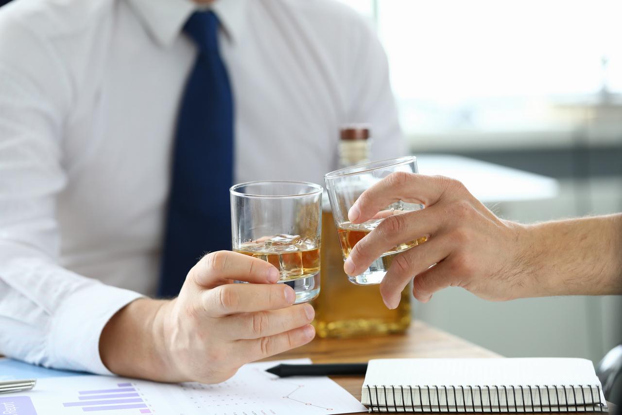Jak pić, żeby się nie upić?