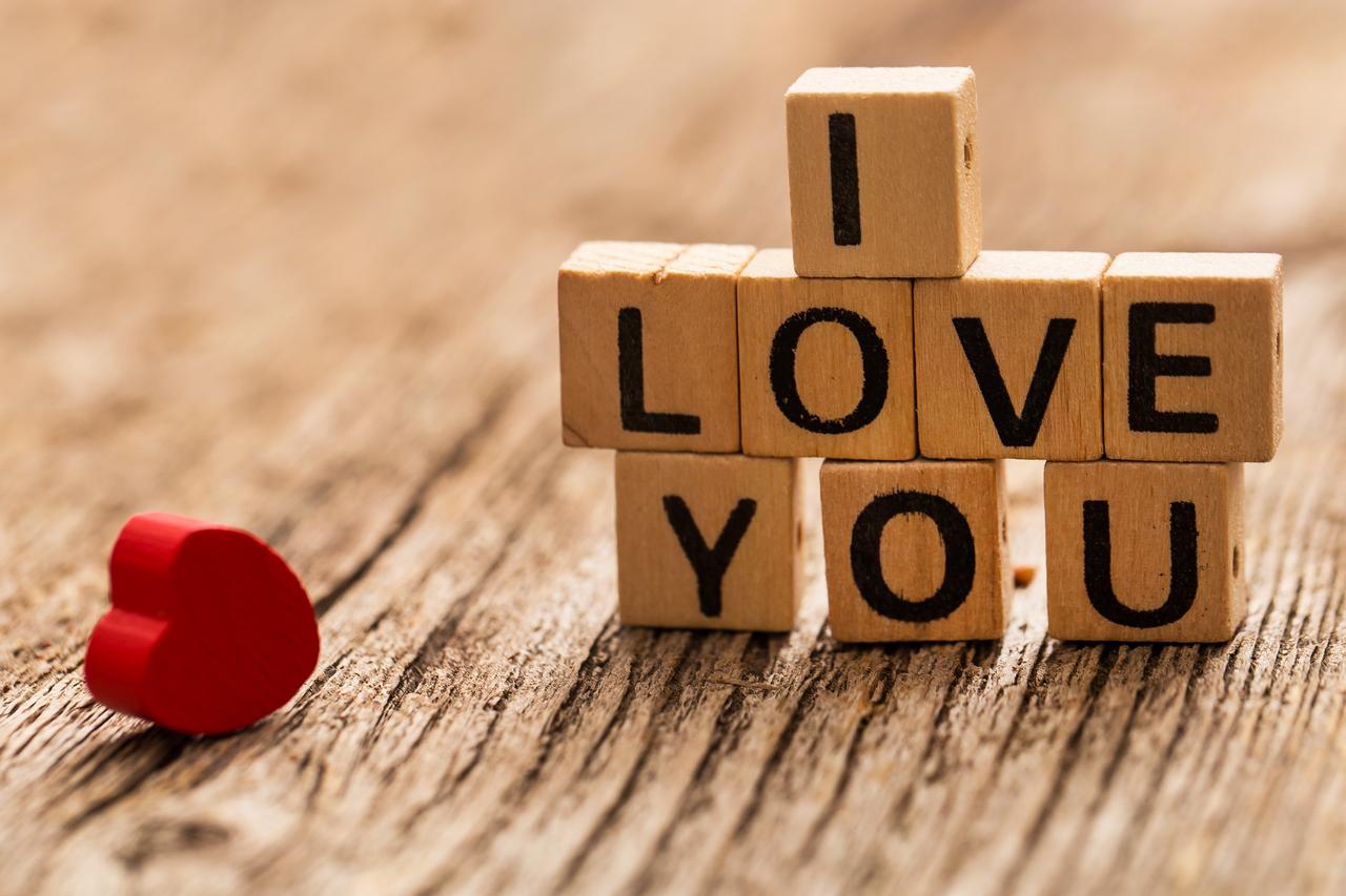 Kocham cię w różnych językach