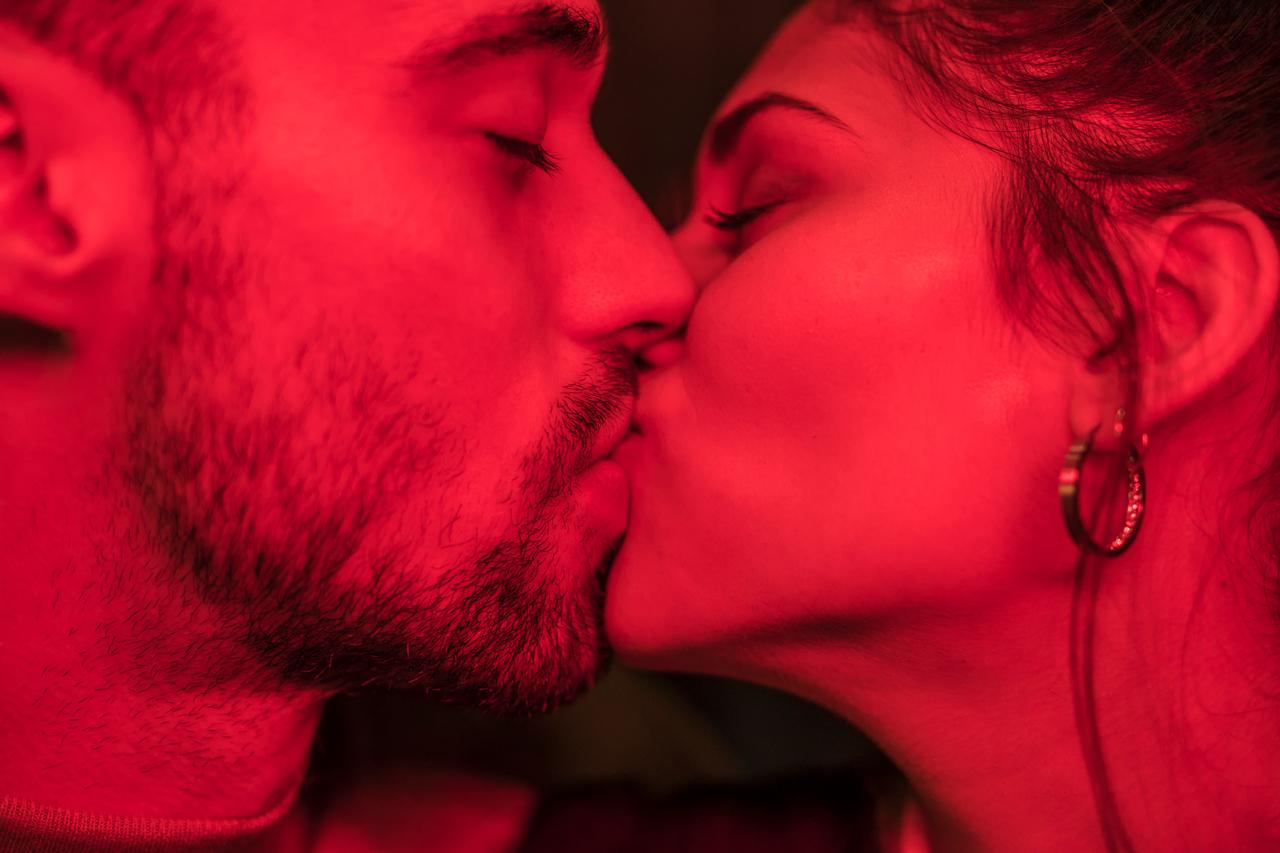 Pocałunek, czyli sztuka całowania