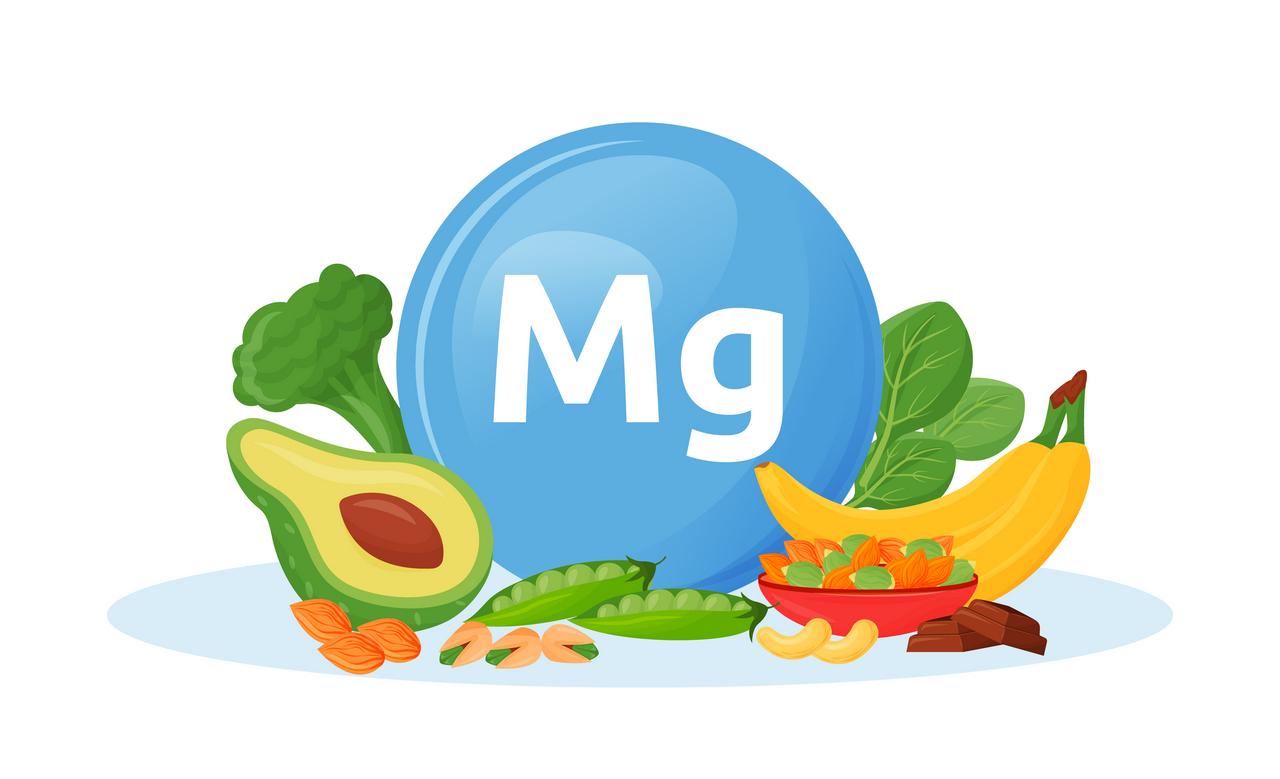 Magnez w codziennej diecie